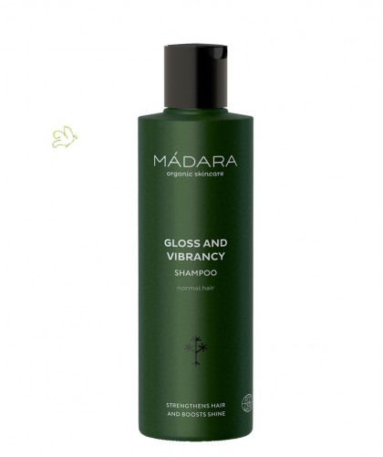 Madara organic cosmetics Gloss and Vibrancy Shampoo