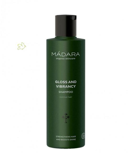 MADARA cosmetics Gloss & Vibrancy Shampoo