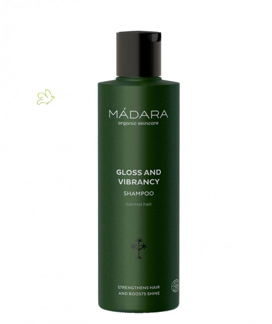 MADARA cosmetics - Shampooing bio Brillance & Eclat