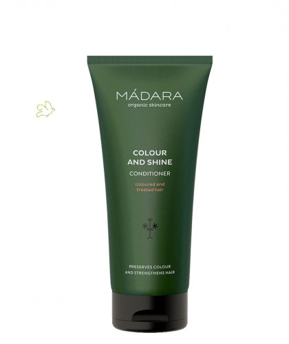 MADARA cosmetics Colour & Shine Conditioner organic cosmetics Naturkosmetik