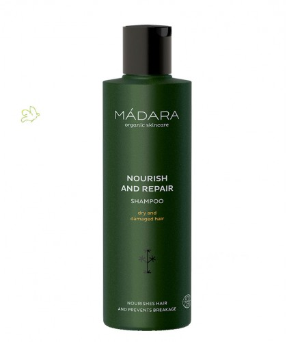 MADARA Nourish and Repair Shampoo organic cosmetics