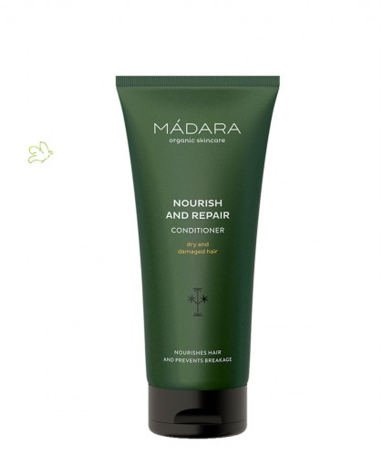 MADARA cosmetics Nourish & Repair Conditioner organic cosmetics Naturkosmetik