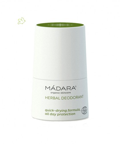 MADARA Herbal Deodorant Kräuter Deodorant Naturkosmetik