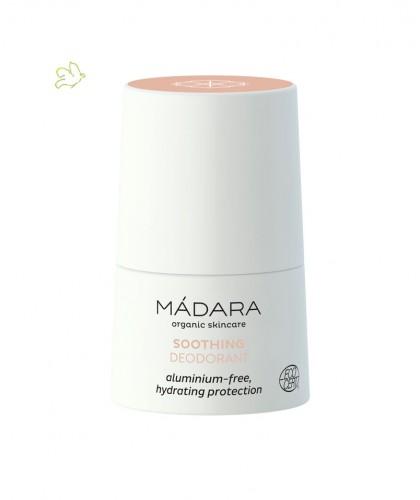 MADARA Déodorant Apaisant bio Soothing Deodorant sans aluminium