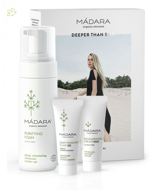MADARA cosmetics - Starter Kit Become Organic
