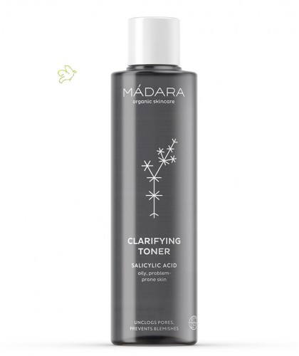 Madara skincare Clarifying Toner organic cosmetics
