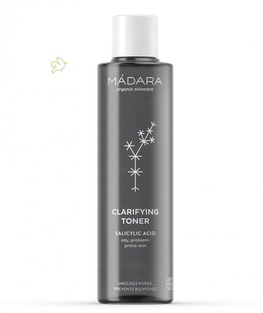 Lotion Tonique Purifiante MADARA cosmétique bio -peau acnéique