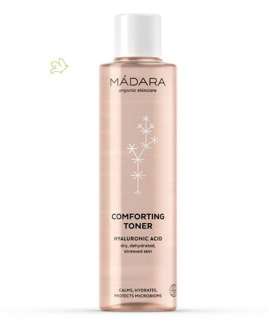 Lotion Tonique Adoucissante MADARA cosmétique bio - Peau sèche