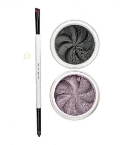 Lily Lolo - Smoky Grey Eye set mineral cosmetics natural beauty