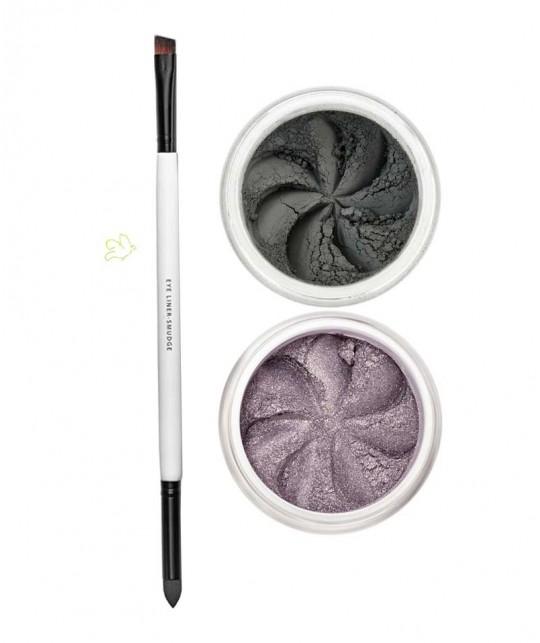 Lily Lolo - Smoky Grey Eye set mineral cosmetics natural beauty
