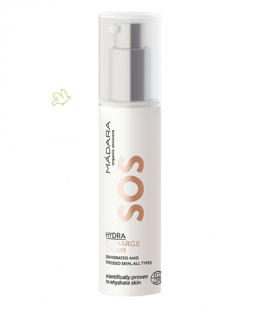 MADARA cosmetics - SOS Hydra Recharge Cream
