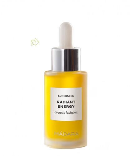 MADARA SUPERSEED Radiant Energy organic Facial Oil Gesichtsöl