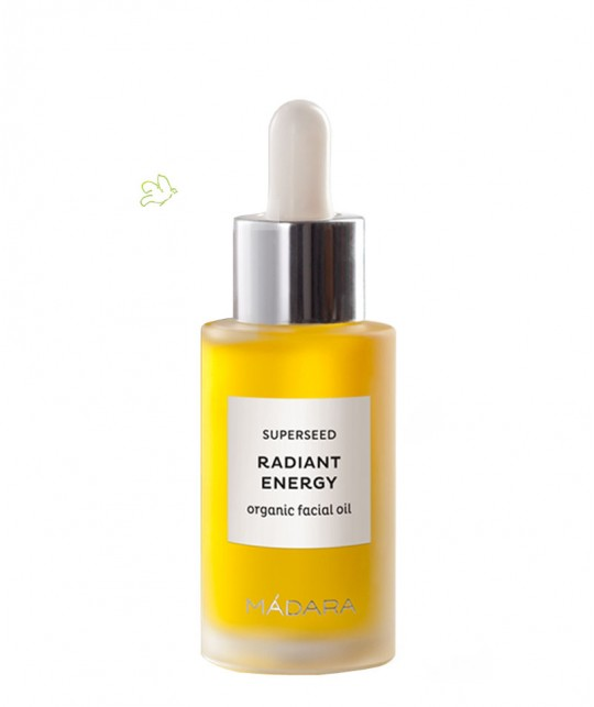 MADARA SUPERSEED Radiant Energy organic Facial Oil Gesichtsöl