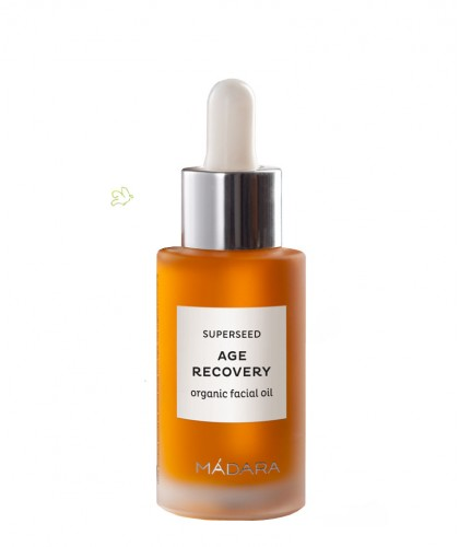 MADARA cosmetics SUPERSEED Age Recovery organic Facial Oil organic