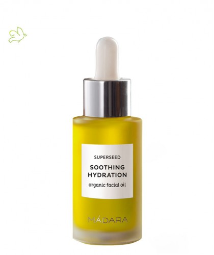 MADARA cosmetics SUPERSEED Soothing Hydration organic Facial Oil