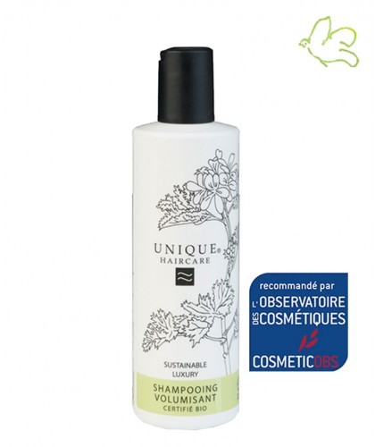 UNIQUE Haircare Volumen Shampoo Pfefferminze 250ml