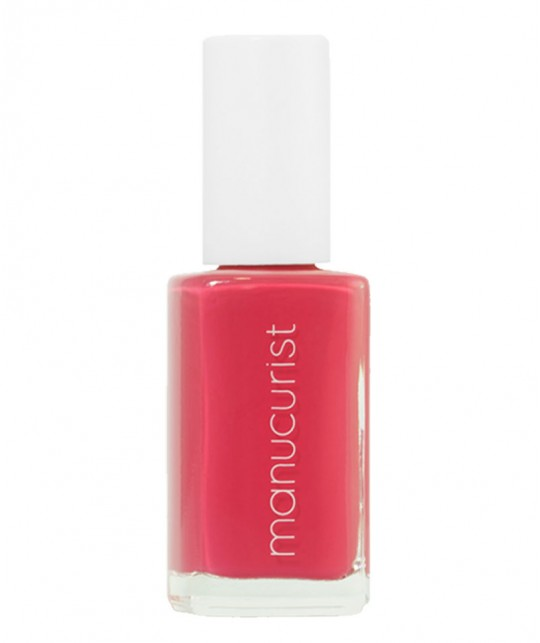 Manucurist Paris Nail Polish UV Pink N°9 rose insolent cruelty free vegan