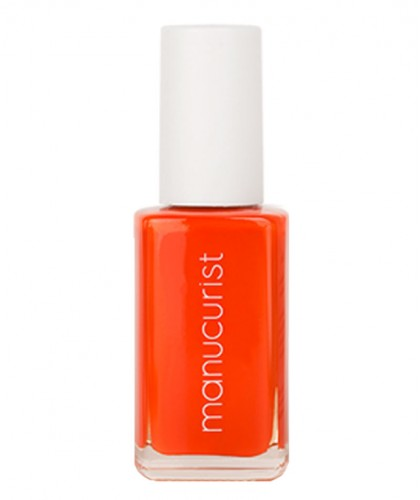 Manucurist Nail Polish UV Orange N°1 vegan cruelty free made in France