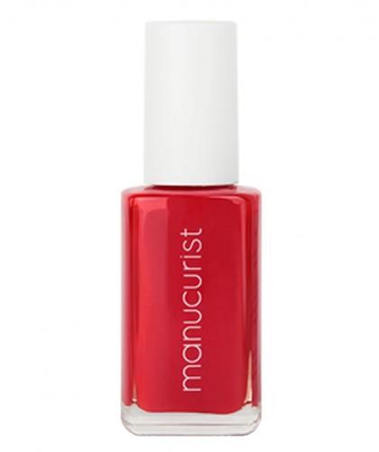 Manucurist Nagellack UV Rot N°1 Erdbeer vegan cruelty free Made in France