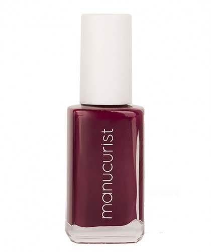 MANUCURIST Vernis UV Rouge No 6 non-toxiques Rouge d'Andrinople cruelty free vegan Made in France