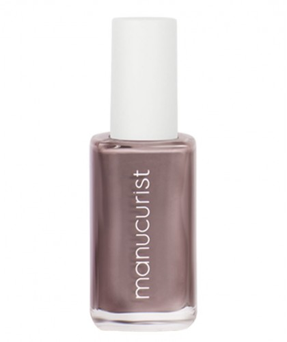 Manucurist Nail Polish UV Grey N°4 soft Mountbatten rose vegan cruelty free