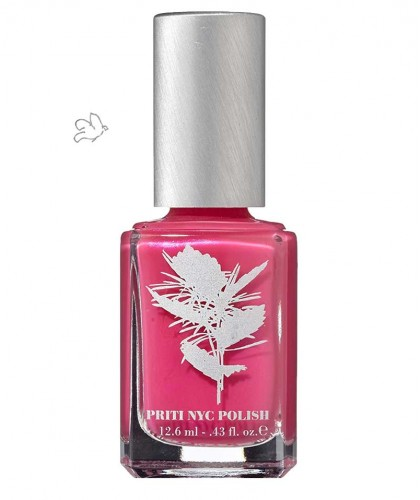 Priti NYC Natural Nail Polish 244 Hula Girl Rose