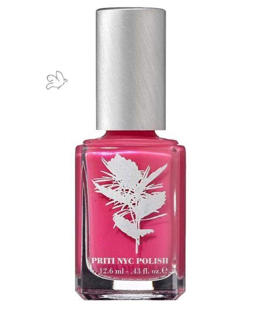 Priti NYC Natural Nail Polish 244 Hula Girl Rose