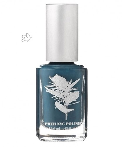 Priti NYC - Vernis Naturel Flowers - Sea Holly