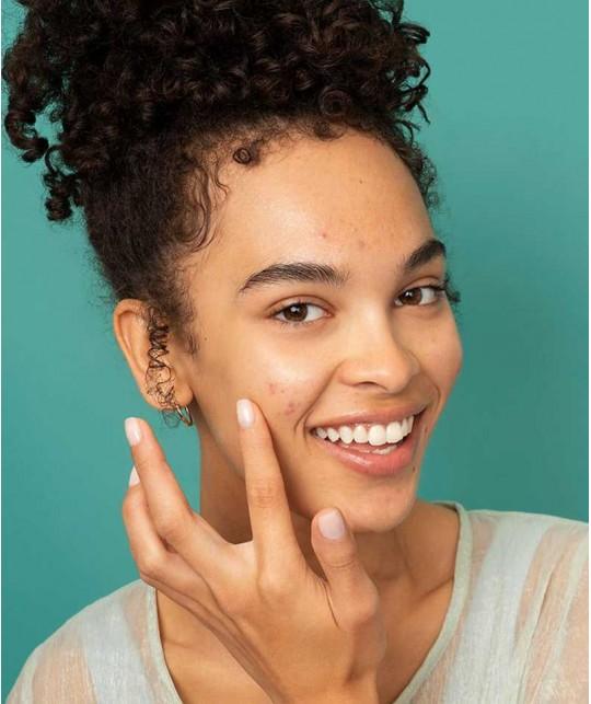 REN Skincare ClearCalm Gel Crème Rehydratant peau grasse impure imperfections acné soin végétal