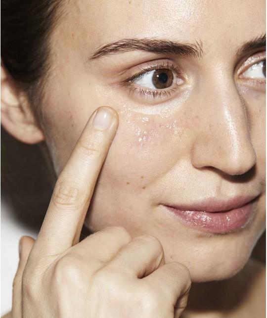 REN Skincare contour des yeux cernes lifter raffermir rides d'expression soin naturel végétal flacon pompe