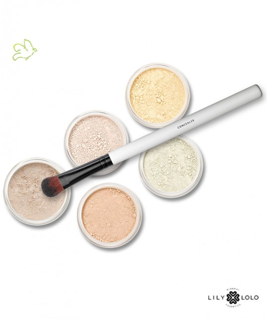 Concealer Brush Lily Lolo Face vegan cruelty free mineral cosmetics