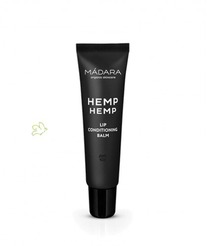 Lipbalm Madara organic cosmetics Hemp Hemp natural beauty