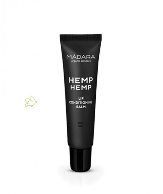 Baume à Lèvres bio Hemp Hemp MADARA cosmétique chanvre tube naturel végétal