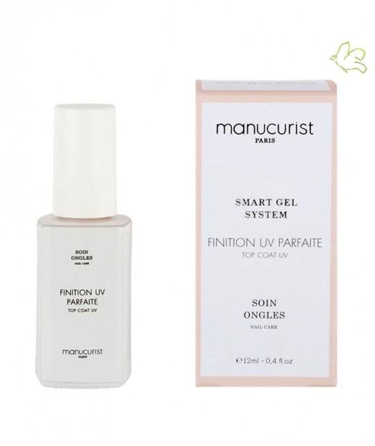 Manucurist Top coat nails UV Finition UV Parfaite