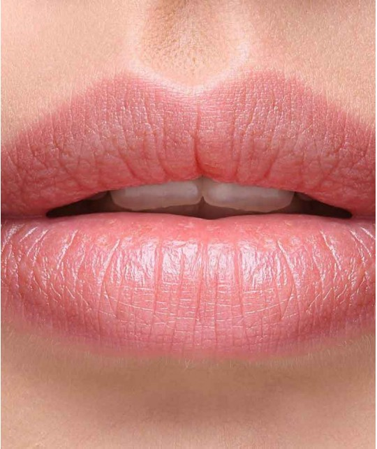 Natural Lipstick ALL TIGERS liquid matte vegan PINK BEIGE 696 swatch organic nude beauty l'Officina Paris