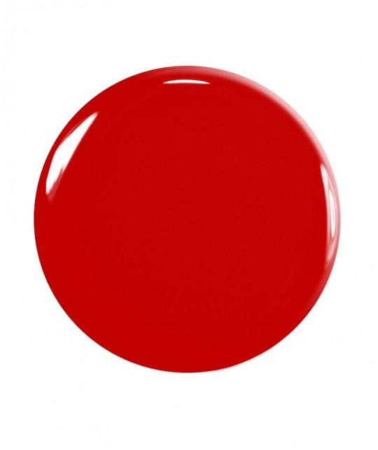 Manucurist Vernis GREEN Poppy Red ongles naturel vegan rouge