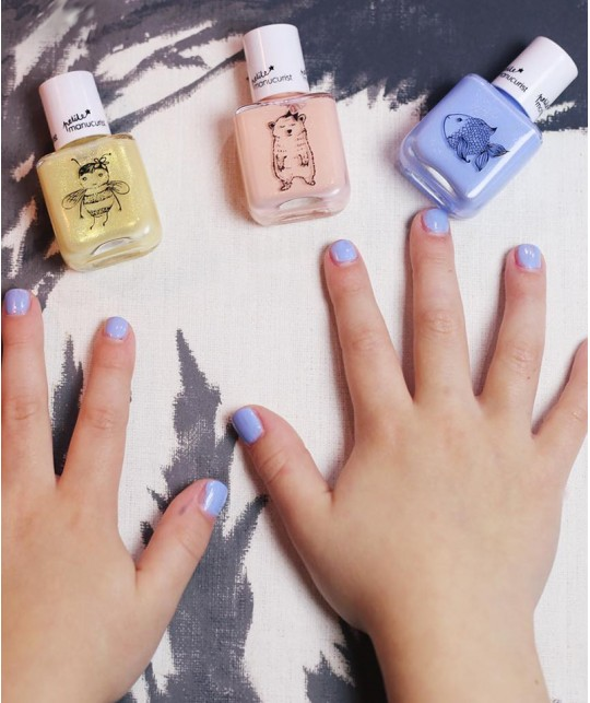 Petite Manucurist Kids Nail Polish non toxique made in France