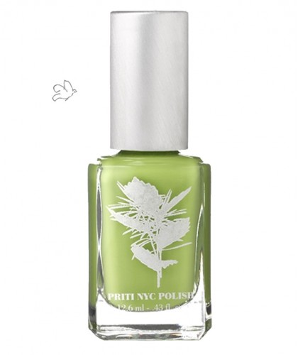 Priti NYC Nagellack 504 Stonecrop grün Apfel
