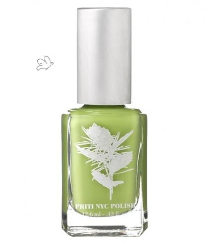 Priti NYC - Vernis à Ongles non toxique vegan - 504 Stonecrop Vert pomme