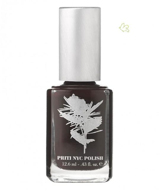 PRITI NYC - Vernis à Ongles rouge noir - 369 Magic Man Iris vegan