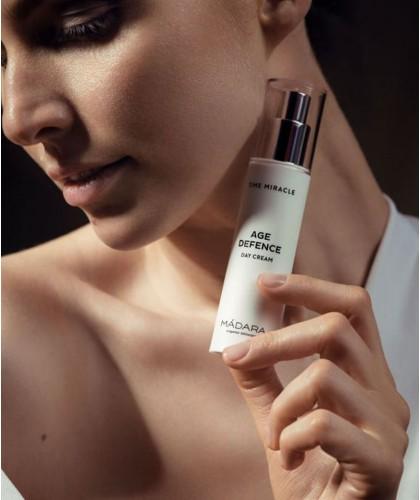MADARA Anti Aging day cream TIME MIRACLE Age Defense organic