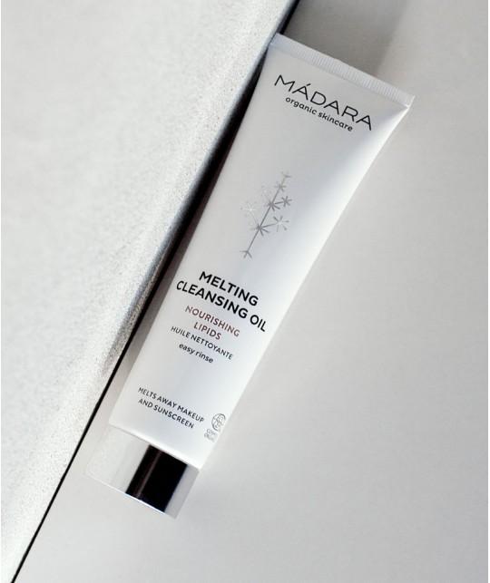 MADARA Naturkosmetik - Reinigungsöl Cleansing Oil organic skincare vegan
