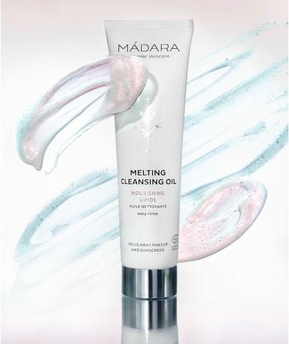 Melting Cleansing Oil Madara organic skincare certified vegan cosmetics