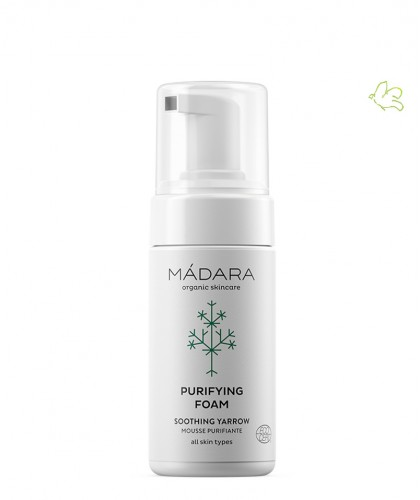 Madara cosmetics Purifying Foam Organic 100ml travel size