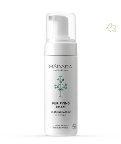 Madara Naturkosmetik Purifying Foam Reinigungsschaum organic skincare vegan zertifiziert