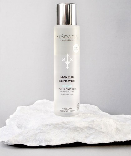 Madara organic skincare Bi-Phase Makeup Remover cosmetics natural vegan