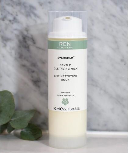 Lait Nettoyant Doux - REN Skincare EverCalm