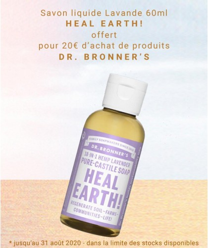 HEAL EARTH!