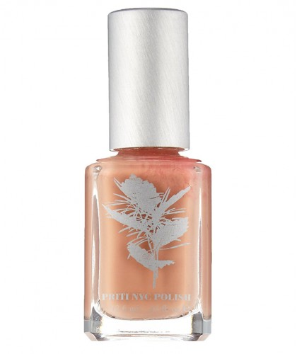 Priti NYC Vernis à Ongles 209 Alister Stella Gray Rose naturel Green Vegan