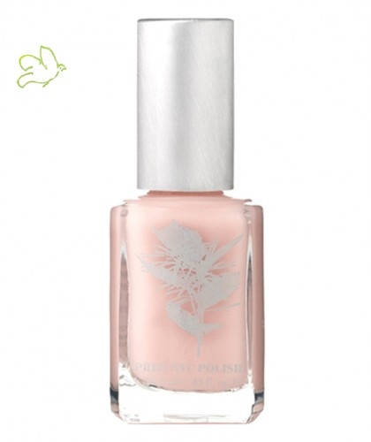 Priti NYC - Vernis Naturel non toxique Green Flowers - 127 Blush Noisette nude (Stella McCartney)